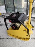 Compresor de piedra vibratorio reversible hidráulico Gyp-40 de la placa