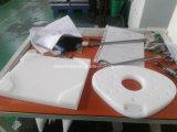 Het Plastiek die van de precisie Delen machinaal bewerken die door HDPE worden gemaakt