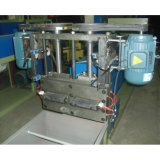 機械ラインをリサイクルする二重段階200-300kg/H容量のプラスチックフィルムかびんまたは袋