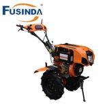 10HP 186F arranque eléctrico Diesel potencia mini excavadora con engranaje accionado
