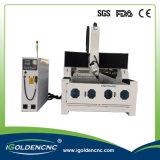 Router linear do CNC do ATC de Italy Hsd da mudança da ferramenta com a ferramenta 6 (IG1530F)