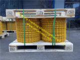 Fundición de hierro Maquinaria Agricultura rueda de rodillo 101081