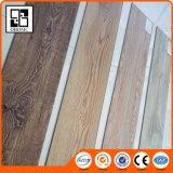 Plancher extérieur estampé de planche de vinyle en bois de pin de chêne de modèle intérieur