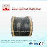 1 type échoué par faisceau câble électrique à haute tension d'en cuivre