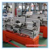 Torno horizontal da base da abertura da precisão do metal de Directsale da fábrica (LC360B)