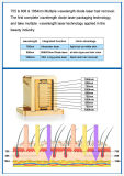 Macchina eccellente di rimozione dei capelli di laser a semiconduttore di alta qualità