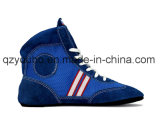 戦闘の戦いの戦いの人の武道のロシアの苦闘するSamboの靴