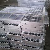 Low Carbon galvanizzato Steel Bar Grating per Stair Tread