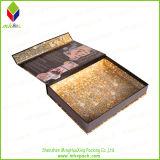 Cadre de papier de empaquetage personnalisé de produit de beauté de cadeau de carton rigide