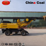 Fahrbarer Typ rotierende Ölplattform 360 Grad-hydraulischer Schrauben-Stapel-Fahrer