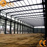 Kundenspezifisches vorfabriziertes Stahlkonstruktion-Gebäude (SS-11)