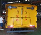8 Tonnen des Dongfeng Kehrmaschine-LKW-120HP Straßen-Reinigungs-Fahrzeug-