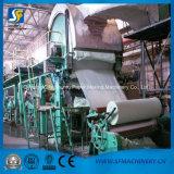 машина туалетной бумаги 1.5-2tpd для производственной линии крена туалетной бумаги