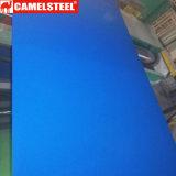 La couleur de Ral 5012 a galvanisé la bobine en acier