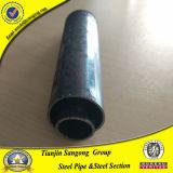 tube en acier rond recuit noir de 50mm Stuctural