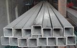 Quadrado do aço inoxidável tubos 304 316 321 317L 904L 310S 2205 254SMO ASTM PT