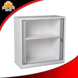 Luoyang-Büro-Möbel-Rollen-Blendenverschluss-Tür-niedriger Metallschrank