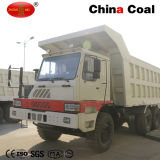 De Diesel van de Mens van de Mijnbouw van Sinotruck HOWO de Vrachtwagen van de Kipper van de Stortplaats van 70 Ton