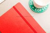 Крышка Moleskine высокого качества трудная управляла тетрадью, тетрадью PU Softcover для офиса & школой