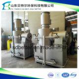 850-1300摂氏程度の高温無駄の焼却炉、3Dビデオガイド