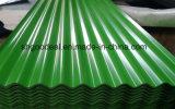 波形シートPPGIの波形の屋根ふきシート