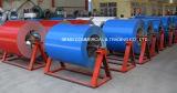 Het Chinese Hete Staal van het Dakwerk/walste Rol van het Staal van de Rol PPGI van het Staal van de Rol van het Staal de Kleur Met een laag bedekte ASTM Vooraf geverfte koud