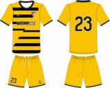 Vêtements de sport Cool Max Sublimation Soccer Jersey