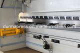 Durmapress We67k-160t*3200 hydraulische CNC-Presse-Bremse für Verkauf