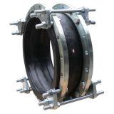 """La expansión de caucho unión atornillada o de tipo DIN embridada Pn10-16 BS4504 ANSI CL150 con bridas Tamaño DN25-DN600 o atornillado Tipo 1/2 """"-3"""" con Tirantes"""