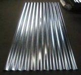 (0,12-0,8 mm) Feuilles en acier galvanisé ondulé / plaque en acier
