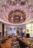 Crystal luxuoso Bubble Ball Light para o `de Hotel Restaurant