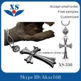 De modieuze Halsband van de Tegenhanger van Juwelen Mens