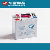 batteria regolata & profonda della valvola 12V50ah del ciclo del gel