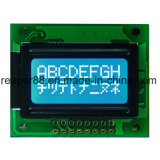 indicador do LCD do caráter 8X2