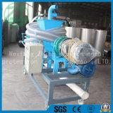 Máquina de secagem, separador líquido contínuo para o estrume dos rebanhos animais
