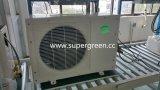 Zette de Hybride Muur van 1.5 Ton ZonneAirconditioner op