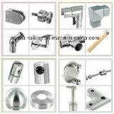 Accesorios de la barandilla/casquillo de extremo del acero inoxidable/guarnición de cristal/guarnición de la barandilla