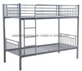 高品質の低価格の鋼鉄強い士官学校の工場Bedrommの家具のダブル・ベッド