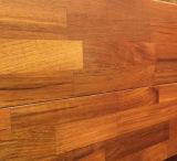 Resistente al desgaste de la teca y Hing calidad de madera maciza