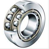 二重列のステンレス鋼の角の接触のボールベアリング