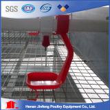 Type chaud machine automatique de la Chine H de cage de poulet de matériel de volaille