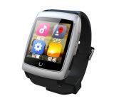 Contrôle sec androïde de sommeil de Pedometer du WiFi GPS de Bluetooth des montres U18