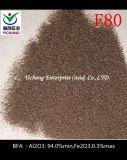 Brown-Aluminiumoxyd-Körner für Vitrifie, das Räder abschneidet