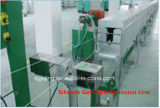 Herstellungs-Geräten-Silikon-Gel verdrahtet Strangpresßling-Zeile
