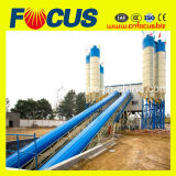 Hzs120 120m3/H, 120cum, 120cbm/H Ready Mixed Concrete Mixing Plant con Belt Conveyor