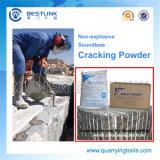 Non-Explosive 부수는 고요한 팽창성 에이전트를 나누는 채석장 돌