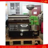 Macchina di torrefazione del caffè del tostacaffè di calore di elettricità del gas mini 1kg