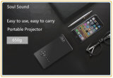 Mini intelligenter Pocket Multimedia-Projektor für Haus/Büro/im Freien (T9)