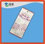 Étiquettes polychromes de coup de papier d'imprimerie pour des chaussures et des vêtements de sacs