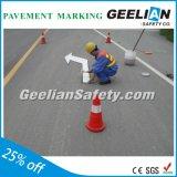 Стрелки маркировки дороги, отражательная лента маркировки движения дороги безопасности